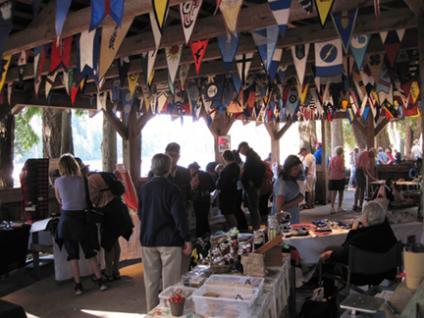 Thetis Island Sunday Market